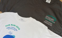 Custom Shirts for Schools and Business